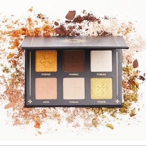5/$25 Love+Craft+Beauty Warm Rituals Eye Palette